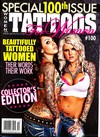 Tattoos for Women # 100 magazine back issue