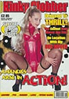 Teazer Kinky Clobber # 2 magazine back issue cover image