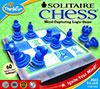Solitaire Chess Mind-Capturing Logic Game by ThinkFun Puzzle