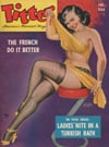 Titter February 1952 magazine back issue