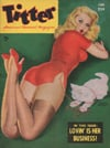 Titter June 1952 magazine back issue