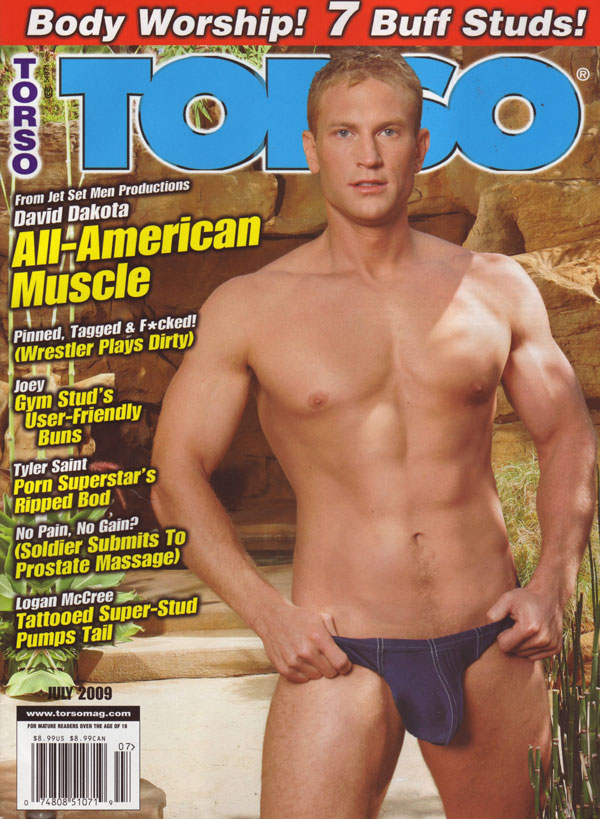 gay porn mag He is the president of New York's largest.