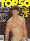 torso magazine 1985 back issues hot nude men buff guys with huge cocks big wet dicks tight abs studs Magazine Back Copies Magizines Mags