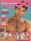 Unknown magazine cover Photographs Torso June 1987
