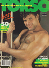 Joy Boy magazine cover Photographs Torso October 1987