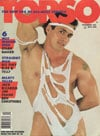 Unknown magazine cover Photographs Torso December 1987