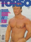 Paul magazine cover Photographs Torso October 1988