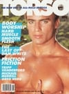 Unknown magazine cover Photographs Torso May 1989