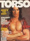 Kristen Bjorn Torso November 1990 magazine pictorial