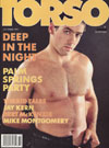 torso gay porn magazine 1991 back issues torris tales hot fiction sexy buff men naked explicit anal  Magazine Back Copies Magizines Mags