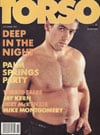 Unknown magazine cover Photographs Torso October 1991