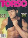 Kristen Bjorn Torso February 1992 magazine pictorial