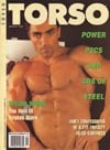 Kristen Bjorn Torso January 1996 magazine pictorial