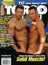 torso magazine december 2007, robert van damme & marco paris, hard muscled guys, sexy hard cocks, gr Magazine Back Copies Magizines Mags