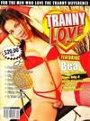 Tranny Love Vol. 1 # 3 magazine back issue