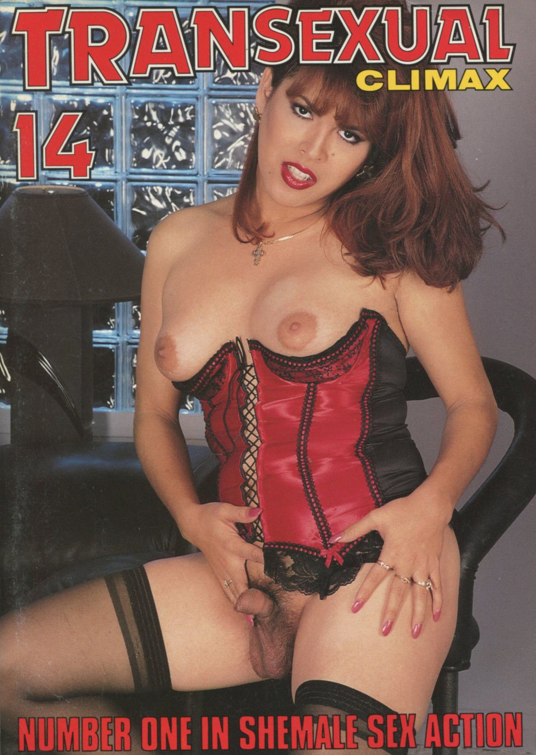 Transexual Climax Free 44