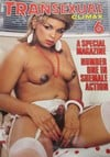 Transexual Climax # 6 magazine back issue cover image