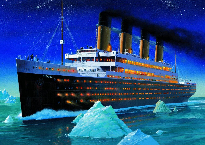 Trefl Jigsaw Puzzle 1000 Pieces titanic titanic-trefl