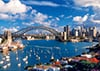 Port Jackson, Sydney, Australia 1000 Piece Jigsaw Puzzle made by Trefl Puzzles item # 102062