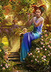 pipers lullaby by Drazenka Kimpel fantasy artwork jigsawpuzzle by Trefl Games fantastic
