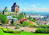 Trefl Jigsaw Puzzle 1000 Pieces Frontenac Castle in Quebec City Canada Puzzle