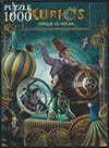 Trefl Jigsaw Puzzle 1000 Pieces kurios, cirque de soleil circus puzzel