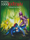 Trefl Jigsaw Puzzle 1000 Pieces varekai, cirque de soleil circus puzz Puzzle