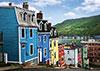 Trefl Jigsaw Puzzle 1000 Pieces st johns newfoundland Canada Puzzle