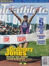 Triathlete September 2002 magazine back issue