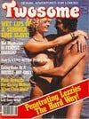 Twosome August 1980 magazine back issue