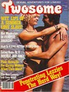 Twosome August 1980 magazine back issue cover image