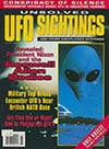 Unsolved UFO Sightings Winter 1996 magazine back issue