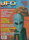 UFO Universe January 1990 magazine back issue