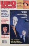 UFO Universe July 1990 magazine back issue
