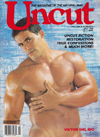 Victor Del Rio magazine cover Photographs Uncut July 1988
