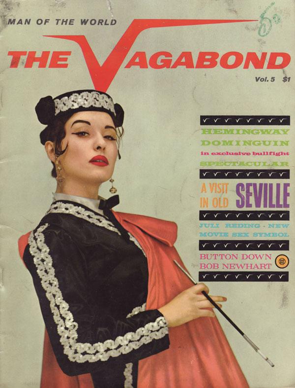 Vagabond #, Fall 1961 thumbnail