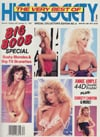 Very Best of High Society # 8 magazine back issue