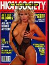 Very Best of High Society # 28 magazine back issue