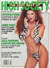 Laura Allen Very Best of High Society # 32 magazine pictorial