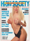 Racquel Darrian Very Best of High Society # 40 magazine pictorial