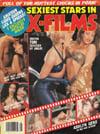 Torrie & Angie magazine cover Appearances Velvet Classic September 1991 - Sexiest Stars in X-Films
