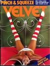 Velvet December 1977 magazine back issue