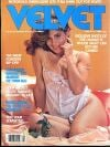 Velvet April 1979 magazine back issue