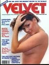 Velvet May 1979 magazine back issue
