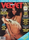 Annie Ample Velvet April 1982 magazine pictorial