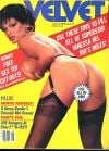 Ginger Allen Velvet June 1984 magazine pictorial