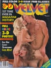 Suze Randall Velvet January 1985 magazine pictorial