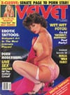 Christy Canyon Velvet May 1987 magazine pictorial