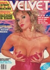 Stephanie Rage Velvet March 1989 magazine pictorial