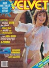 Stephanie Rage Velvet August 1989 magazine pictorial